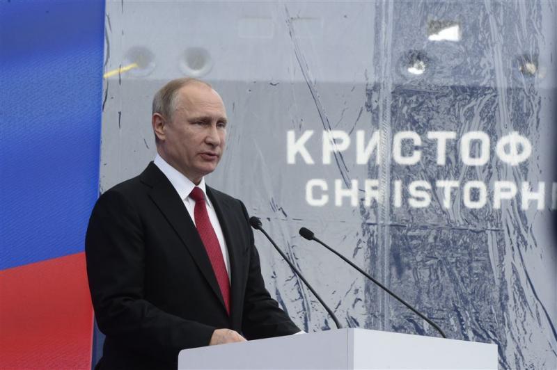 Poetin: ik heb nauwelijks met Flynn gesproken