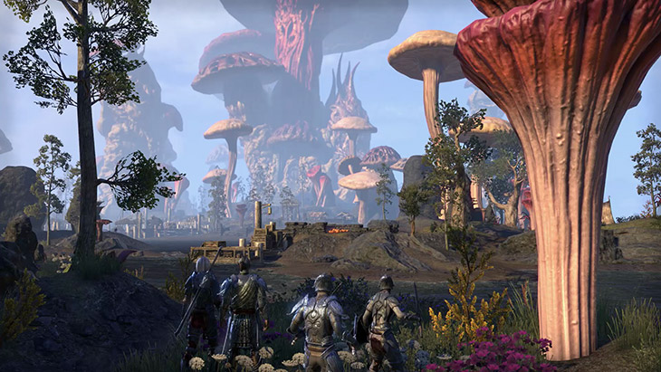 ESO: Morrowind - Paddo's