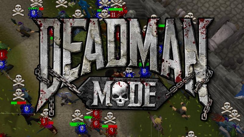 Old School RuneScape - Deadman Mode