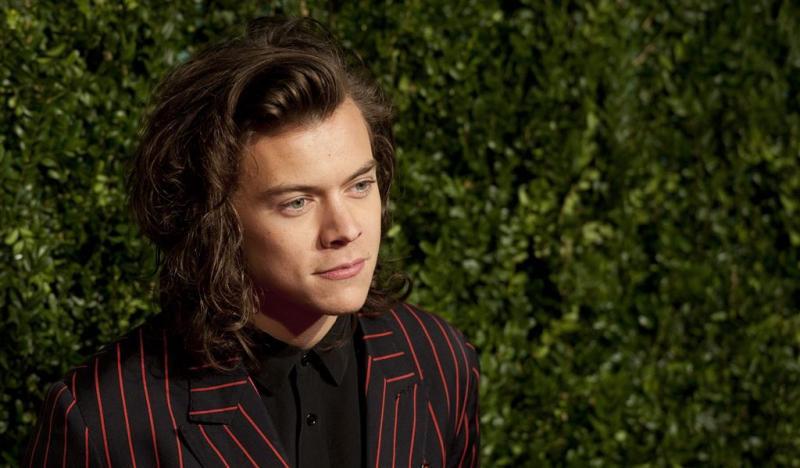 Harry Styles sloeg reclame voor plastuit af