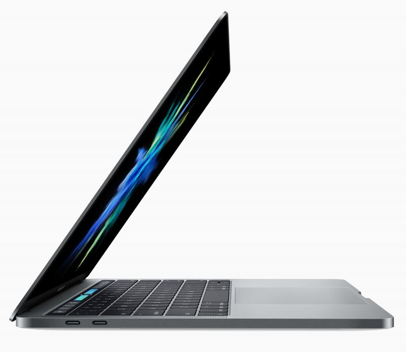 Apple Macbook Pro update 2017 (Foto: Apple)