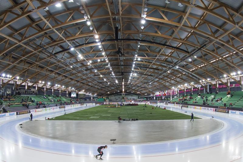 WK allround en sprint in 2020 in Hamar (Foto: Pro Shots/Erik Pasman)
