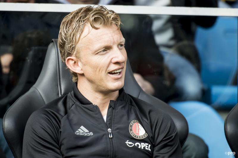 Kuijt gaat stagelopen bij Feyenoord (Foto: Pro Shots/Jasper Ruhe)