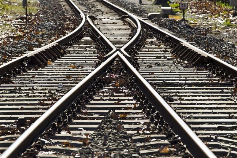 Treinverkeer ernstig verstoord door storm