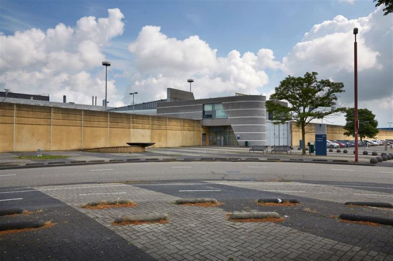 Gevangene overleden in Nieuwegein