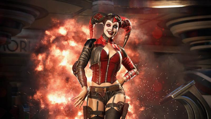 Injustice 2 - Harley Quinn (Foto: Warner Bros Interactive)