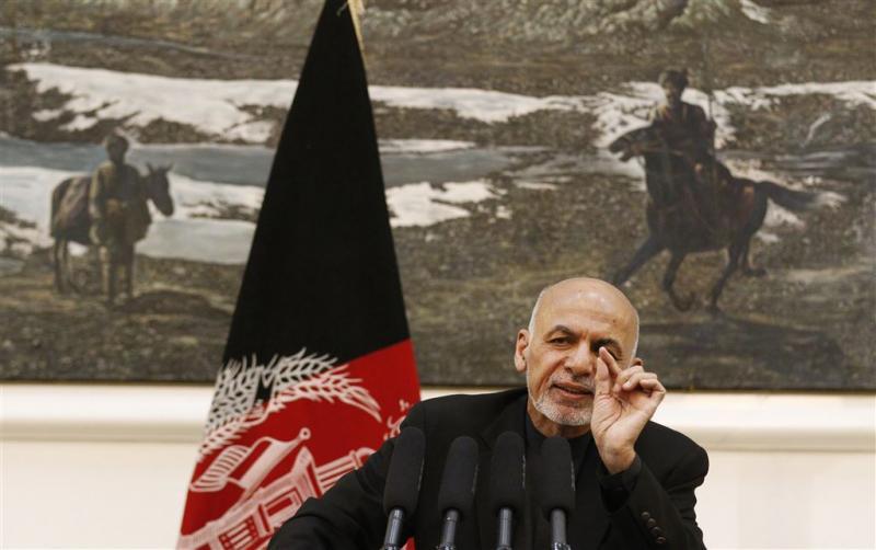 Ghani: Pakistan voert stille oorlog