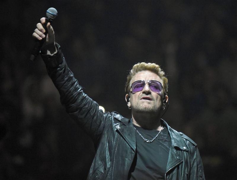 U2 verlengt Joshua Tree-tour met twee maanden