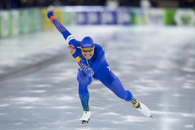 Koen Verweij gaat met Russische schaatsers trainen (Foto: Pro Shots/Erik Pasman)