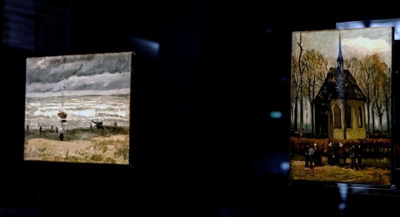 Nieuwe straf dreigt voor Van Gogh-rover