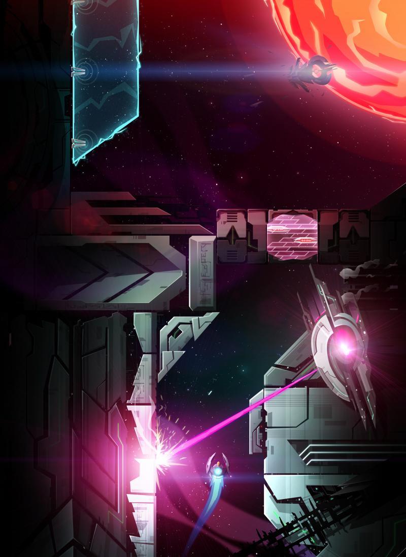 Velocity 2X: Critical Mass Edition - Schip