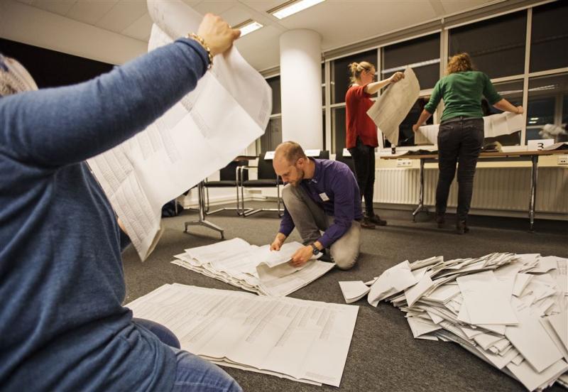 OVSE: Nederlands stembiljet was onhandelbaar