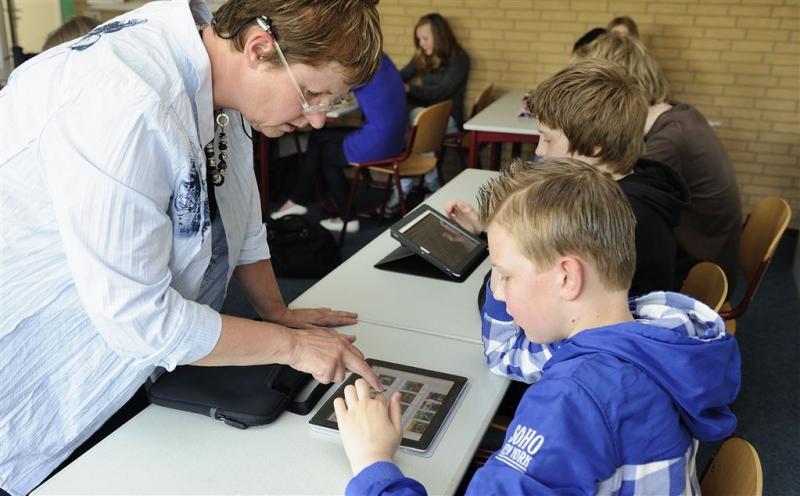 Rotterdamse school stopt met iPad-onderwijs