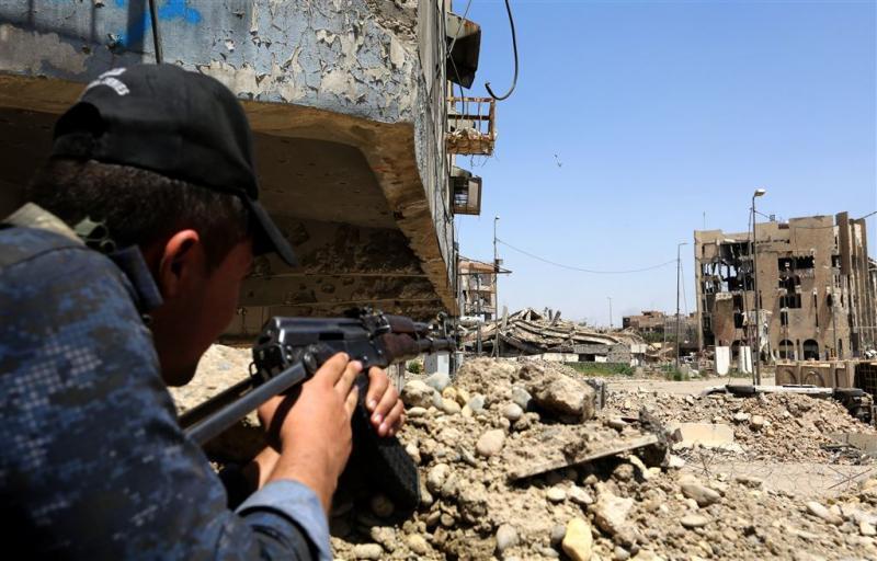 Steeds meer vluchtende burgers gedood door IS