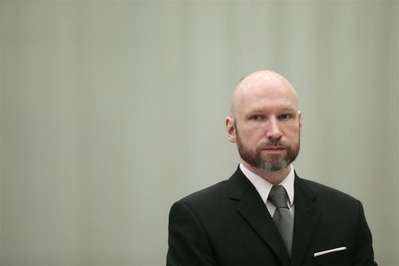 Noors hof weigert beroep van Breivik
