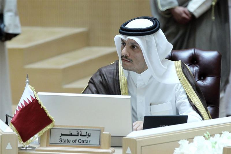 'Qatar gaat niet door de knieën'