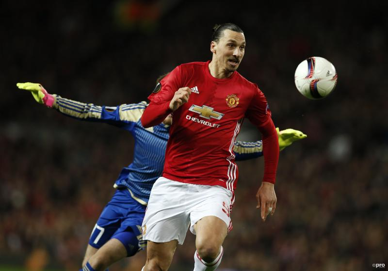 Manchester United niet verder met Ibrahimovic (Foto: Pro Shots/Action Images)
