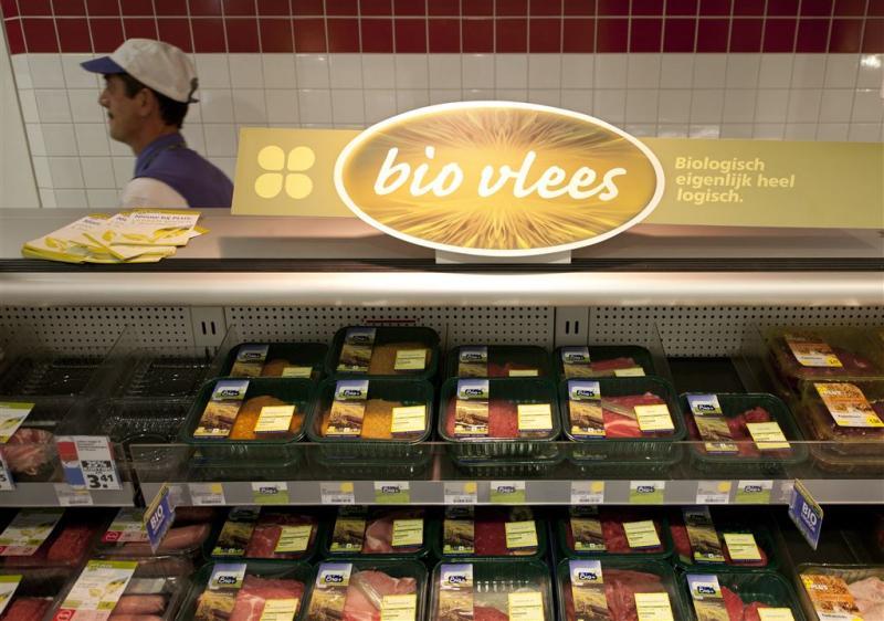 Nog amper reclame voor 'beter vlees'