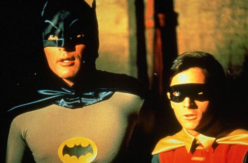 Acteur Adam West (Batman) overleden