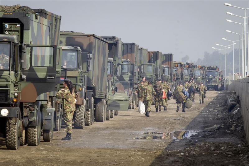 Defensie koopt 2000 nieuwe trucks bij Scania