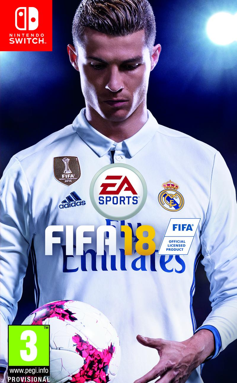 Fifa 18 voor Nintendo Switch
