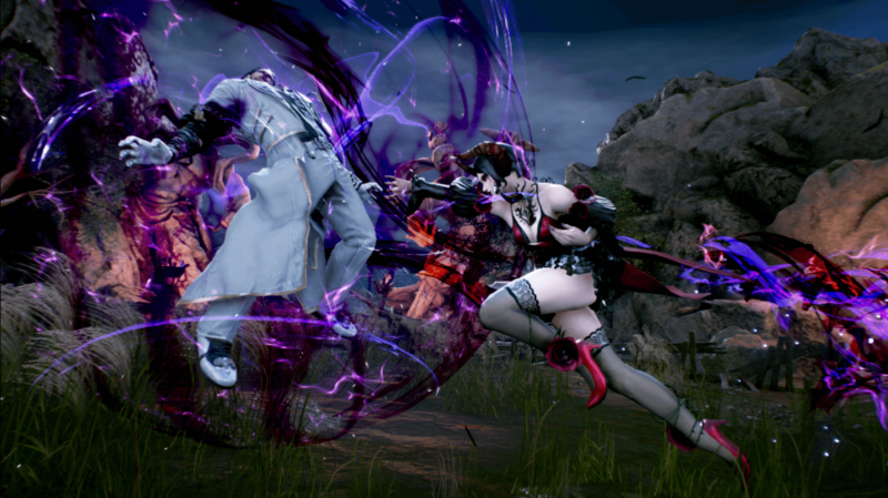Tekken 7 - Preorder bonus