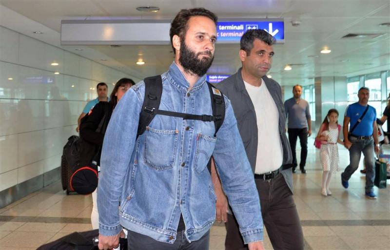 Franse fotograaf terug na cel in Turkije