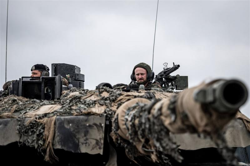 Duitsers nog minstens vijf jaar in Afghanistan