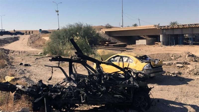 Iraakse strijdkrachten slaan IS-aanval af