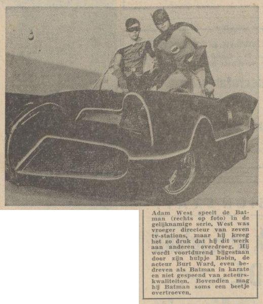 Uit het Algemeen Handelsblad van 29 juli 1966