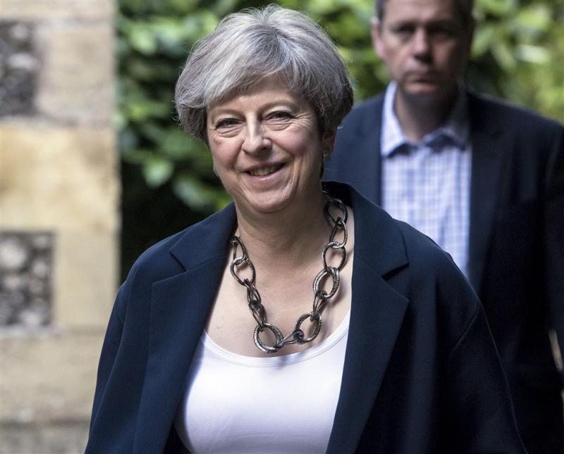 Gesprekken tussen DUP en Tories 'positief'
