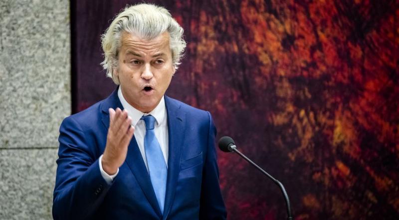 Wilders: ongelooflijk allemaal