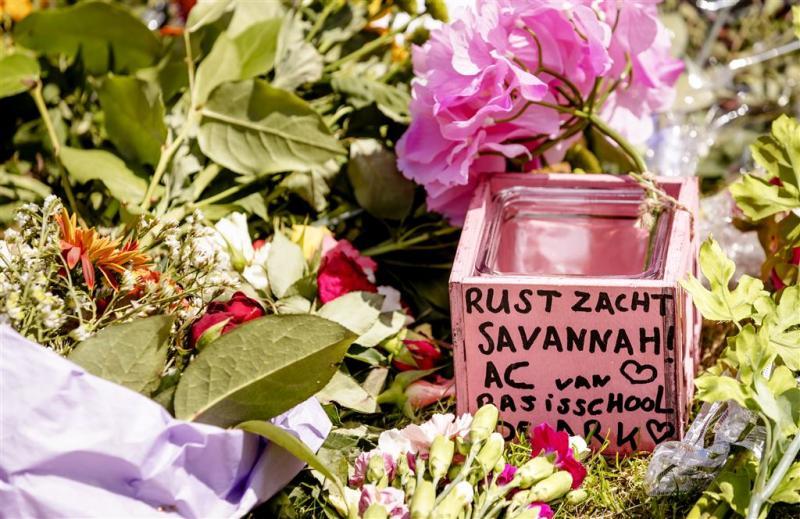 Savannah naar laatste rustplaats
