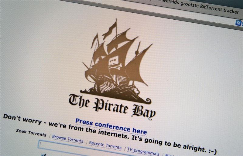 Weg vrij voor blokkade Pirate Bay