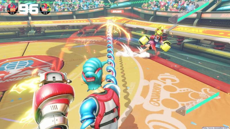 Arms Gameplay 2