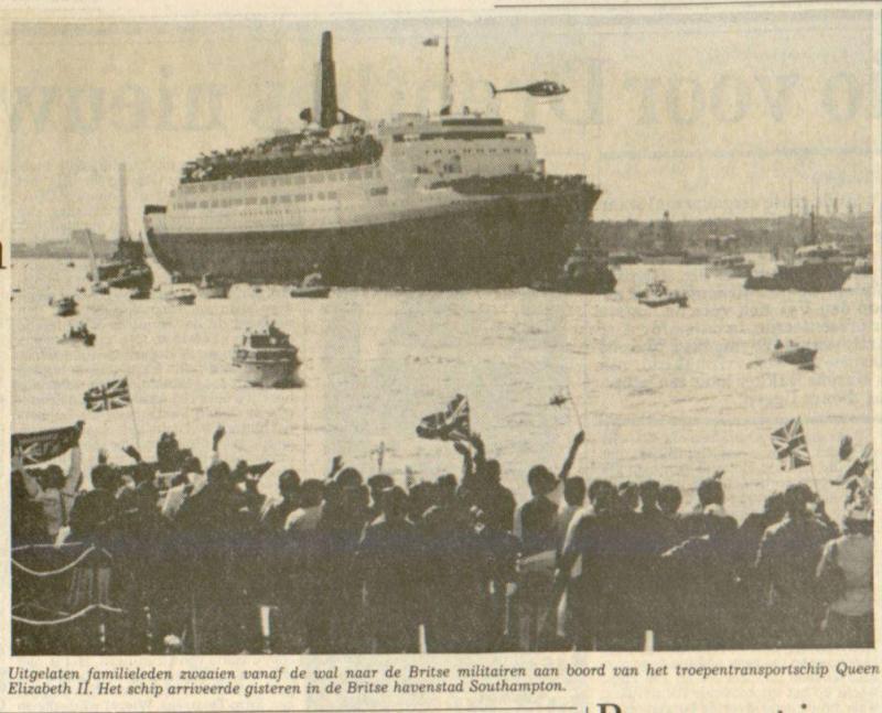 Uit de Leeuwarder Courant van 12 juni 1982