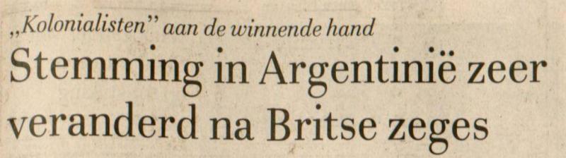 Uit de Leeuwarder Courant van 1 juni 1982 2