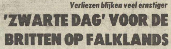 Uit het Nieuwsblad van het Noorden van 10 juni 1982