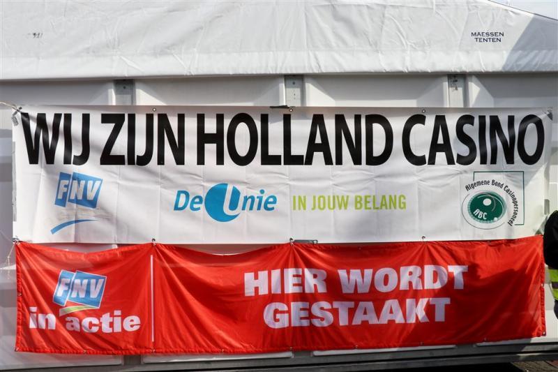 Akkoord Holland Casino en bonden