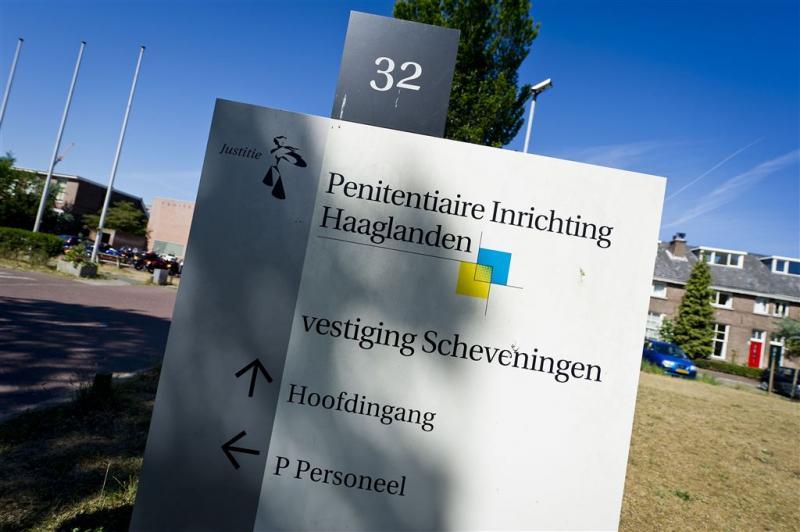 Dode na brand in cel gevangenis Scheveningen