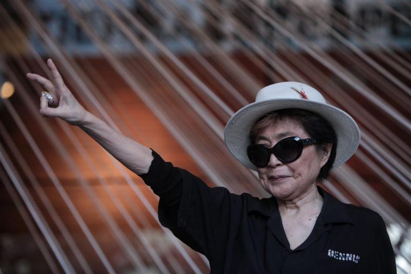 Yoko Ono krijgt alsnog credits voor Imagine