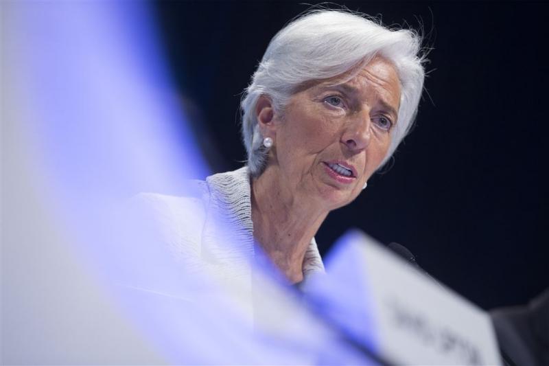 Lagarde (IMF): lonen Nederland moeten omhoog