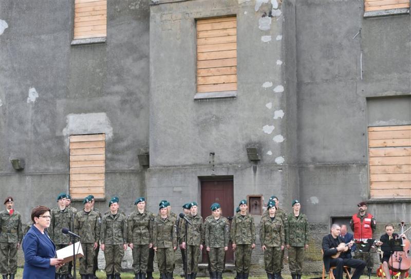 Boze reacties op Auschwitz-toespraak Szydlo