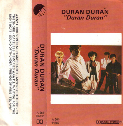 Duran Duran - Duran Duran 3