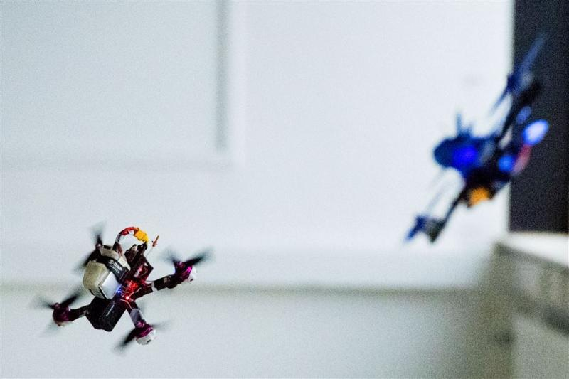 Drone brengt medicijnen rond in ziekenhuis