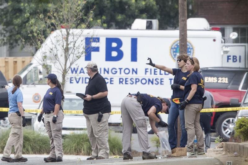 Trump bezoekt neergeschoten Congreslid