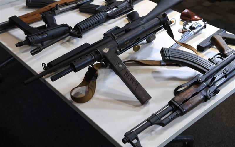 Australiërs mogen illegale wapens inleveren