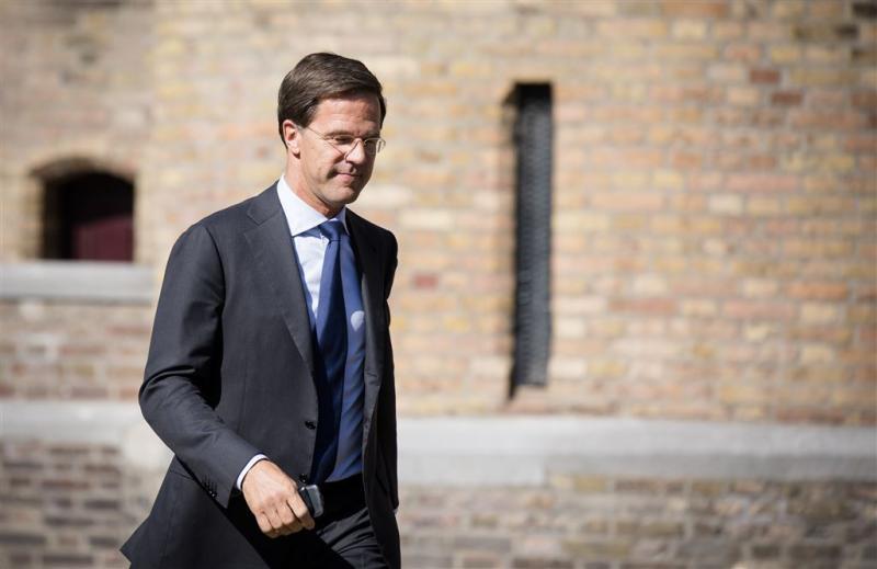 Rutte bezoekt aardbevingsgebied Groningen
