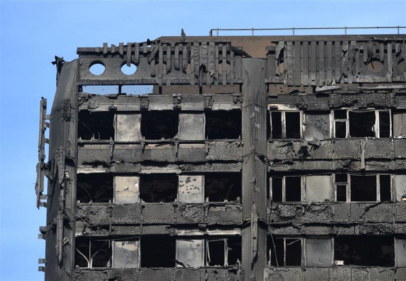 Dodental brand Londen naar dertig