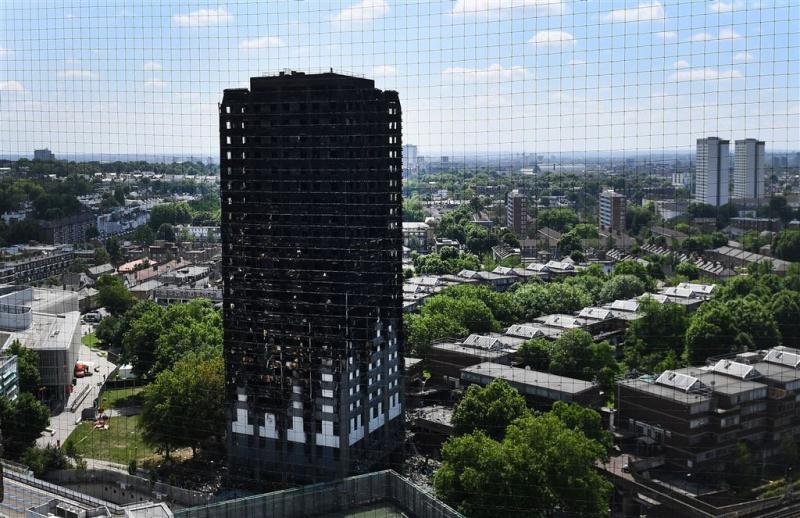 Dodental brand Londen naar 58 bijgesteld